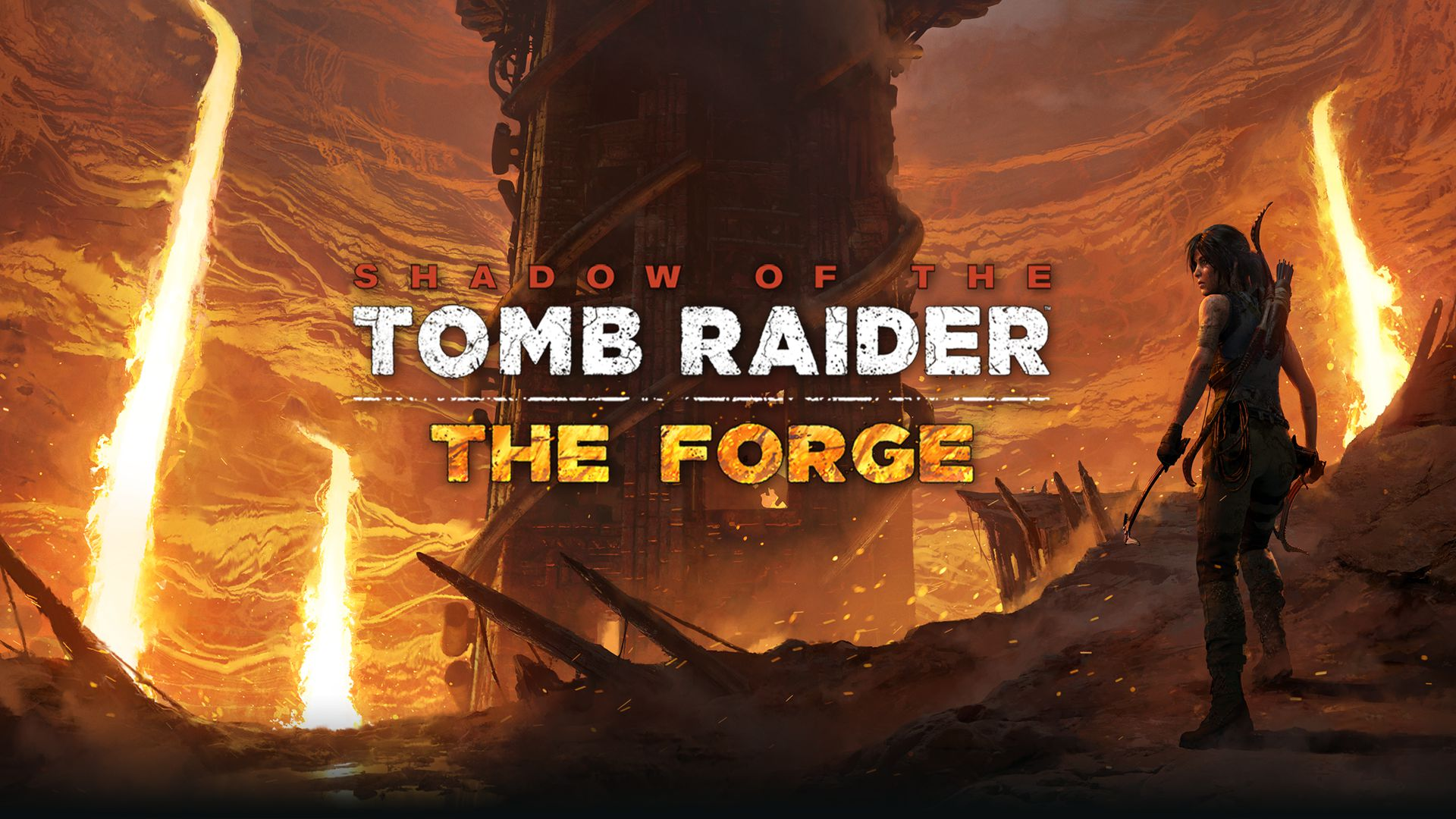 Shadow of the Tomb Raider - The Forge Principal