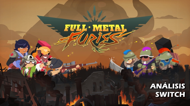 Análisis de Full Metal Furies para Nintendo Switch
