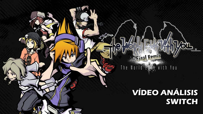 Vídeo análisis de The World Ends With –Final Remix-