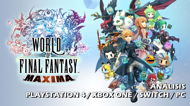 Análisis World of Final Fantasy Maxima