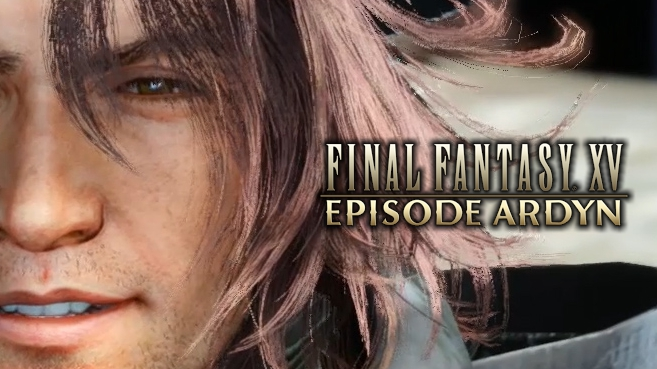 Final Fantasy XV Episode Ardyn Principal