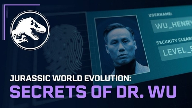 Jurassic World Evolution - Los Secretos del Dr. Wu Principal