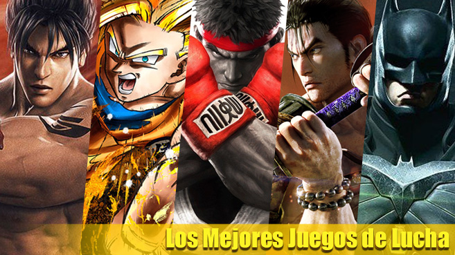 Los Mejores Juegos De Lucha De La Generacion Actual Actualidad