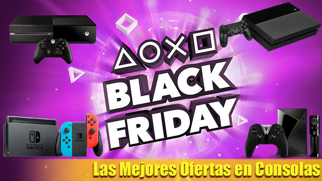 BlackFriday consolas