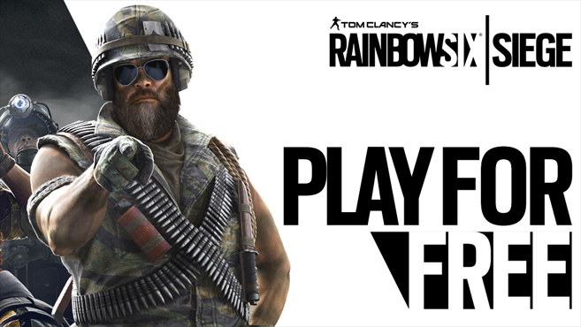 Rainbow Six Siege play for free