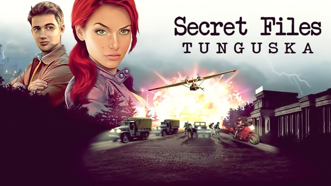 Secret Files Tunguska Principal