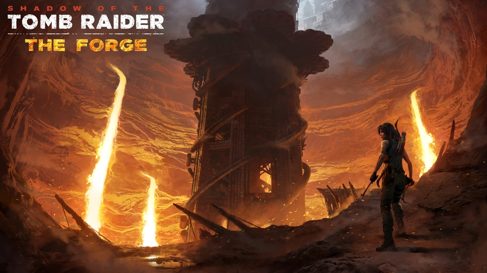 Shadow of the Tomb Raider La Forja Principal