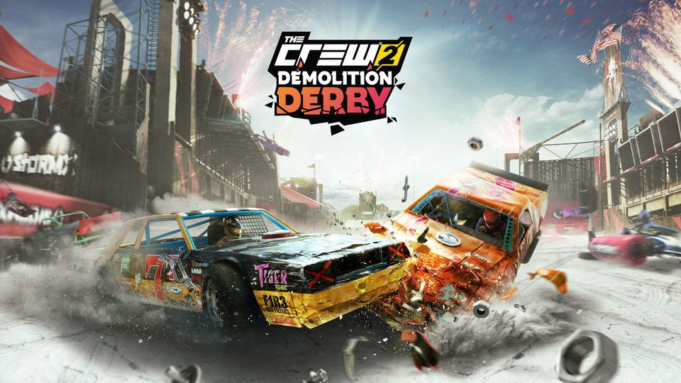 The Crew 2 Demolition Derby Principal