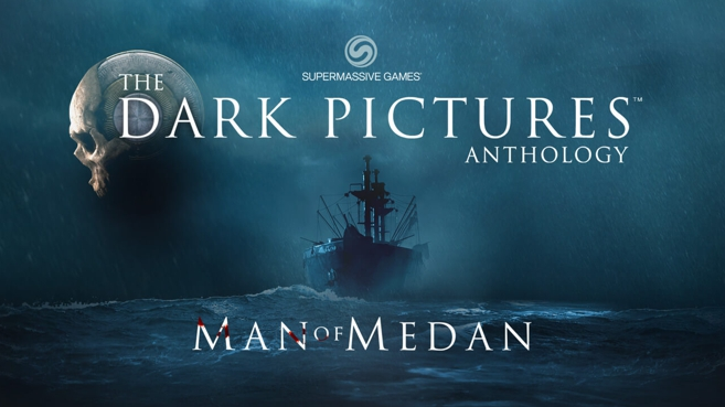 The Dark Pictures Man of Medan Principal