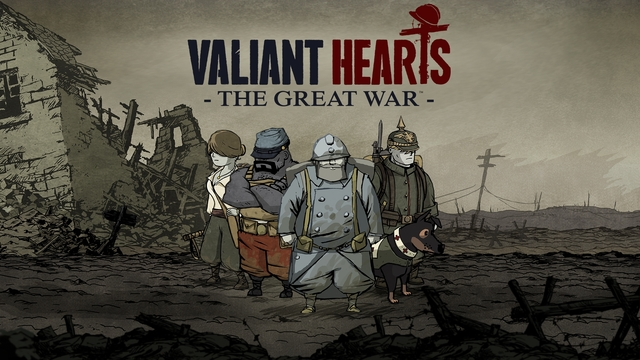 Valiant Hearts The Great War Principal