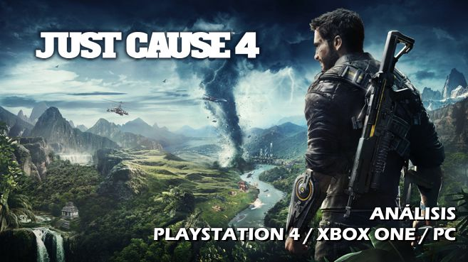 Cartel Just Cause 4