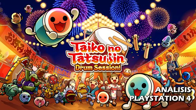 Cartel Taiko no Tatsujin Drum Session