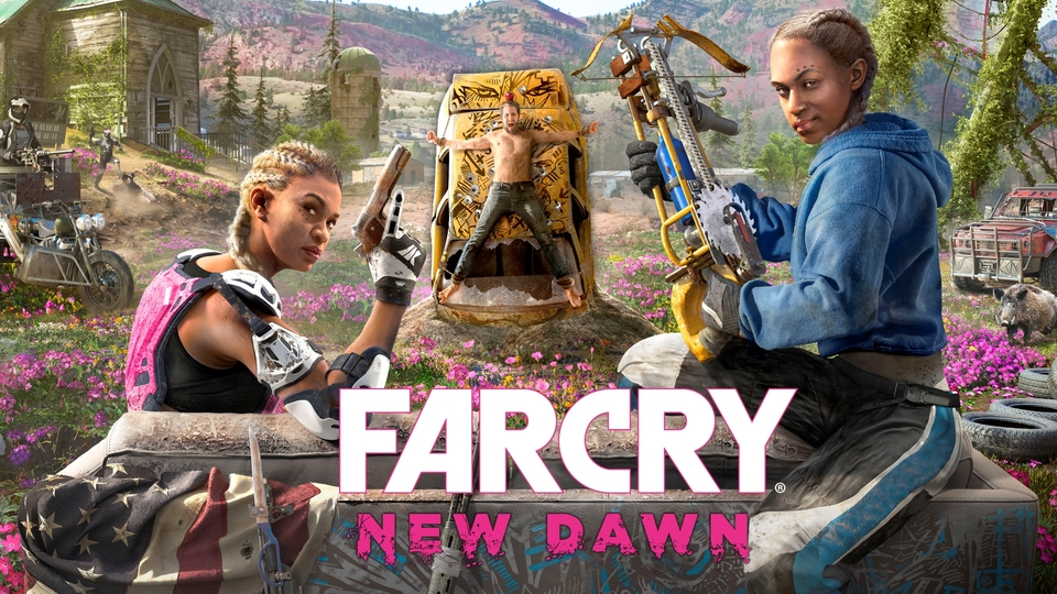 Far Cry New Dawn Principal