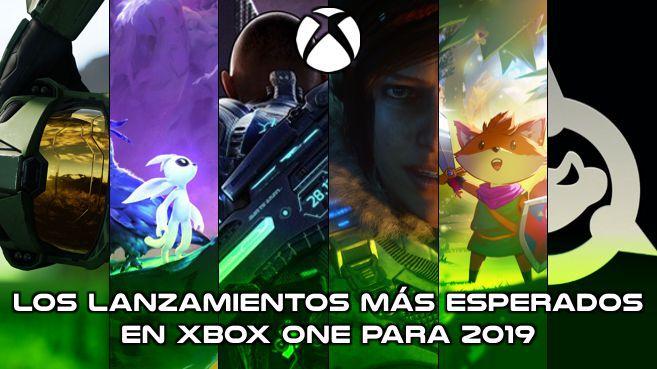 Los Lanzamientos Mas Esperados Para Xbox One En 2019 Xbox Gameprotv