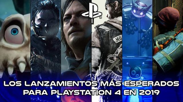 Más destacados de PlayStation 4