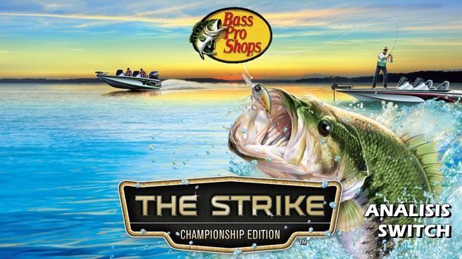 Cartel Bass Pro Shops The Strike - Championship Edition