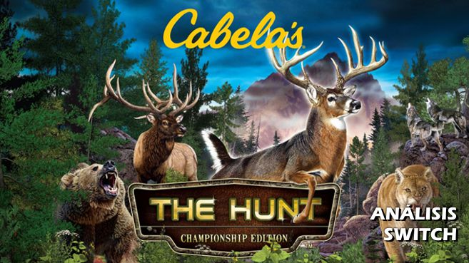 Análisis de Cabela´s: The Hunt – Championship Edition para Nintendo Switch