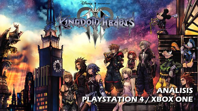 Cartel Kingdom Hearts III