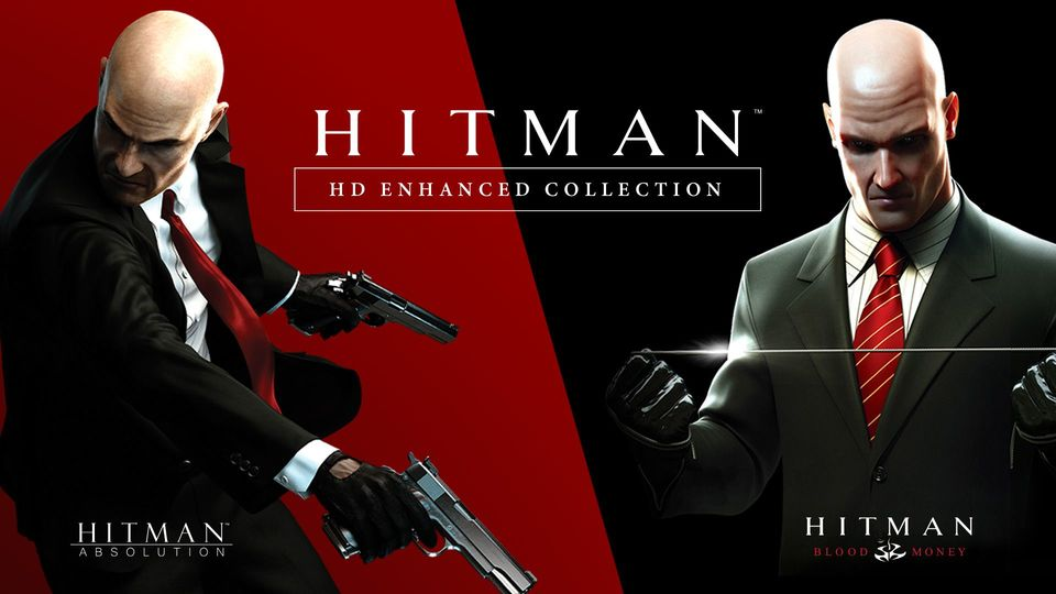 Hitman HD Enhanced Collection Principal