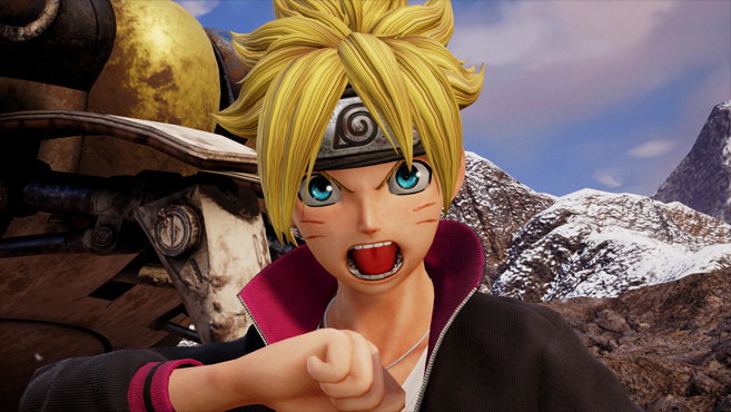 Jump Force Boruto