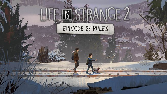 Life is Strange 2 Episodio 2 Rules Principal