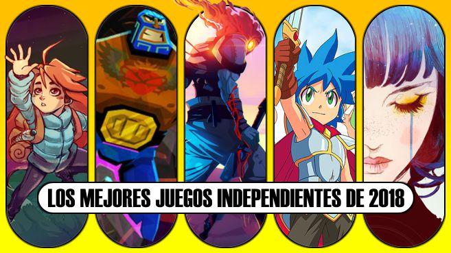 Los Mejores Juegos Independientes De 2018 Articulos Gameprotv