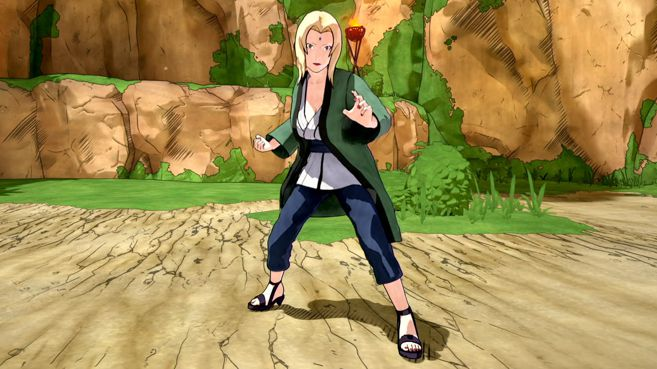 Naruto to Boruto Shinobi Striker Tsunade