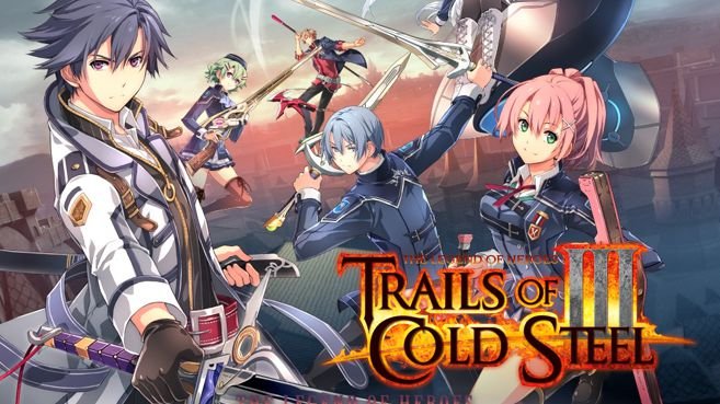 The Legend of Heroes Trails of Cold Steel III Principal