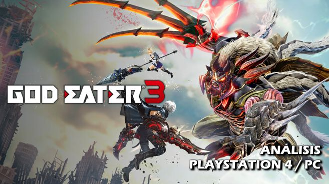 Cartel God Eater 3