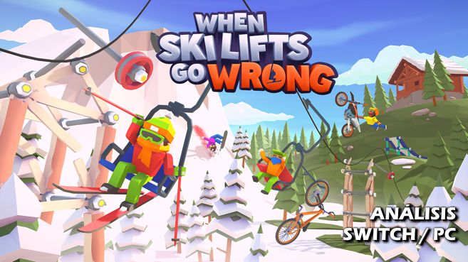 Análisis de When Ski Lifts Go Wrong