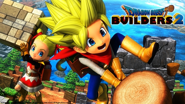 Dragon Quest Builders 2 Principal