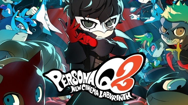 Persona Q2 New Cinema Labyrinth Principal