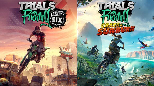 Trials Rising DLC