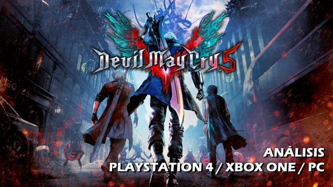 Cartel Devil May Cry 5