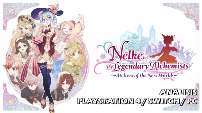 Cartel Nelke & The Legendary Alchemists - Ateliers of the New World