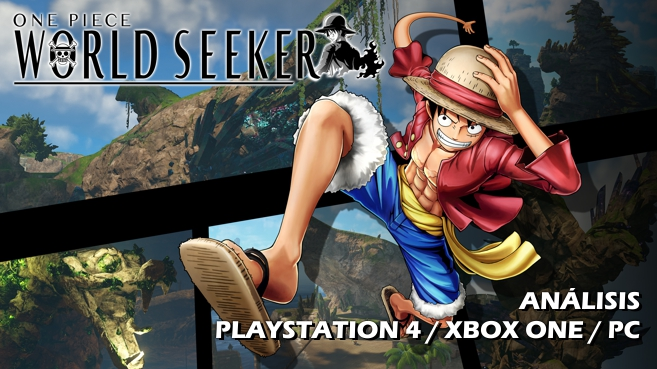 Análisis de One Piece World Seeker