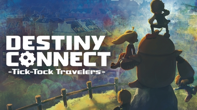 Desitny Connect - Tick-Tock Travelers - Principal