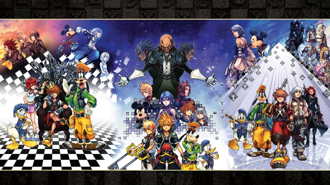 Kingdom Hearts –The Story So Far– Principal