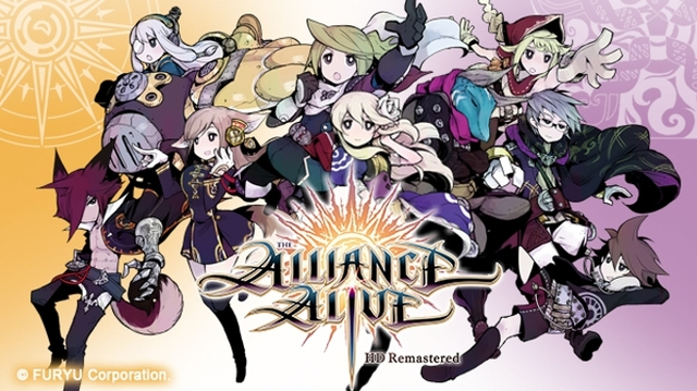 The Alliance Alive HD Remastered Principal