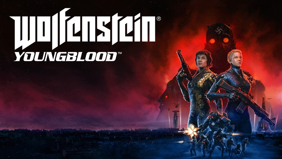 Wolfenstein Youngblood Principal