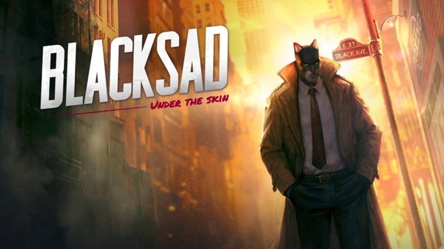 Blacksad Under the Skin Principal