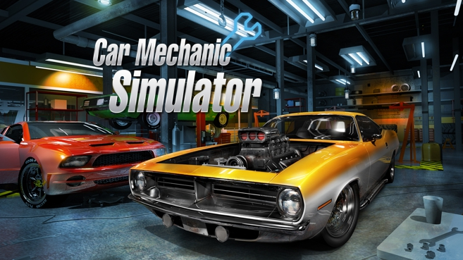 Car Mechanic Simulator Principal