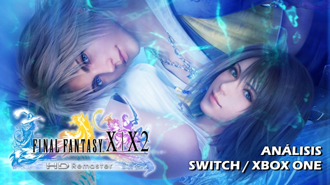 Análisis de Final Fantasy X/X-2 HD Remaster para Xbox One y Nintendo Switch