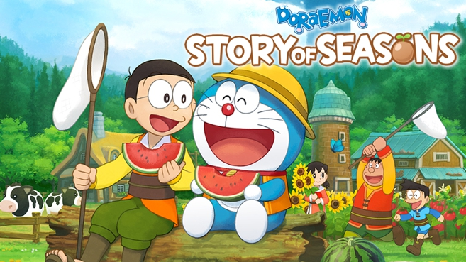 Doraemon Story of Seasons Principal