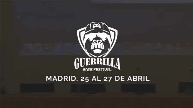Guerrilla Game Festival abril 2019