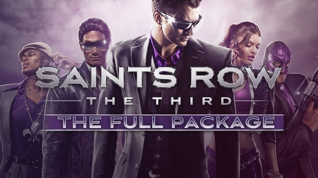 Saints Row The Third The Full Package Principal