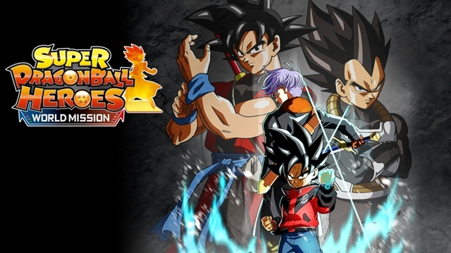 Super Dragon Ball Heroes World Mission Principal