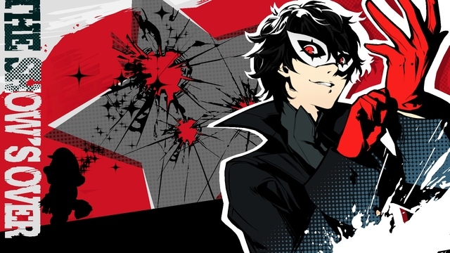 Super Smash Bros Ultimate Joker
