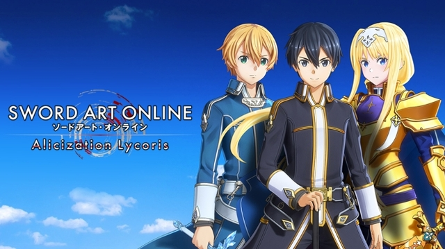 Sword Art Online Alicization Lycoris Principal