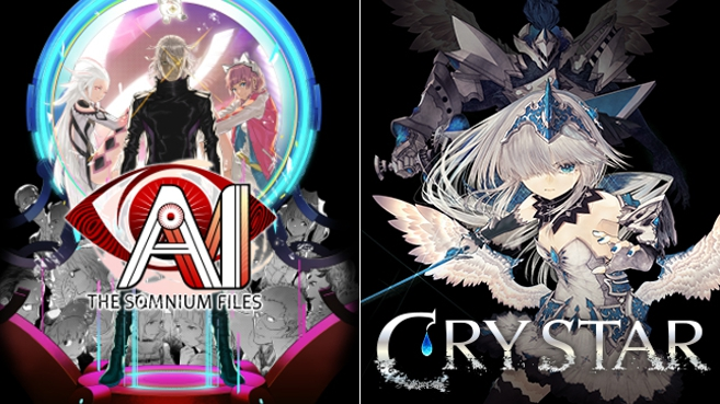 AI The Somnium Files y Crystar